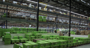 Racking and mezzanine structures Inther Group