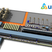 Intralogistik Uniphar mit Inther Group
